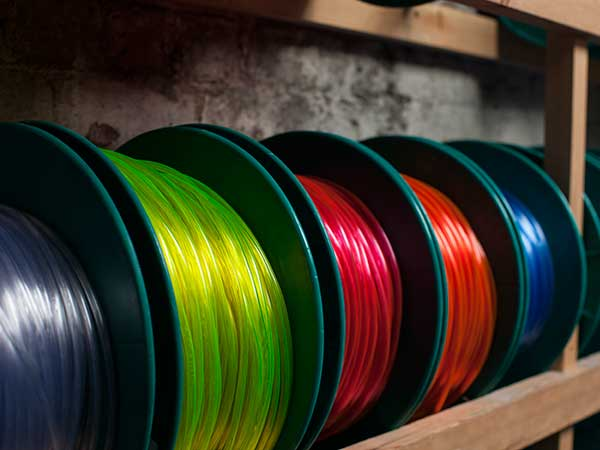 ufo supply bulk fiber on reels