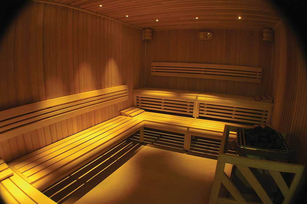 unlimited light sauna lighting kits