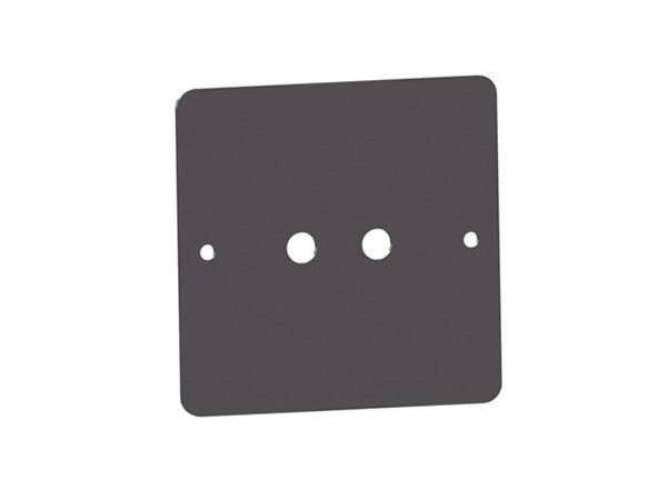 metroled dimmer plate