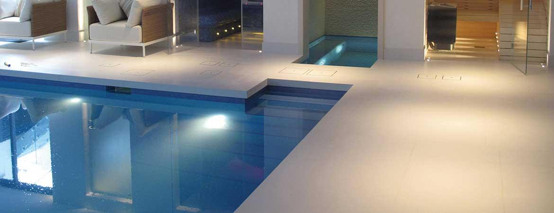 Fiber Optic Lighting Private Pool 1