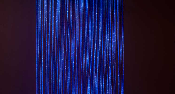 fiber optic sensory wall tube image 1