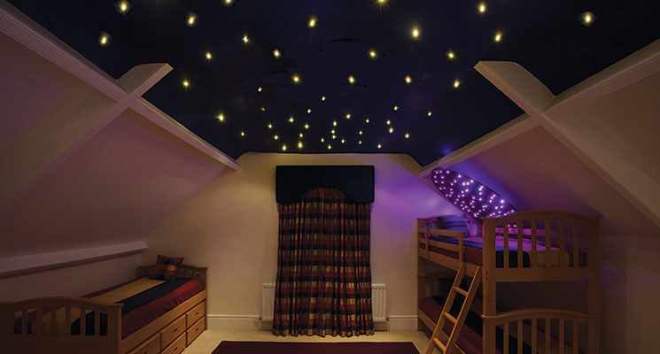 fiber optic star effect ceiling image 1